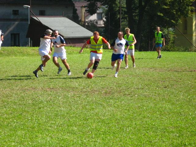 Fotbal v Kraskově